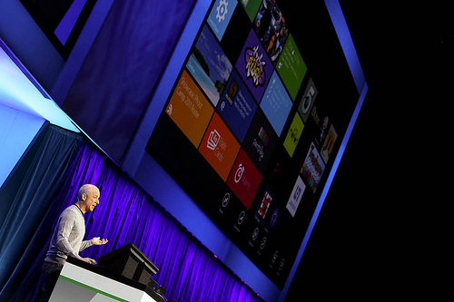 Windows 8 – Microsofts neues Betriebssystem