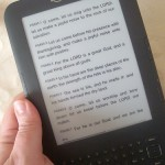 E-Reader, Kindle