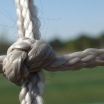Verknotete Seile