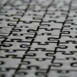 Schwarz-Weiß-Foto Puzzle