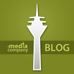 Blog-App der Media Company
