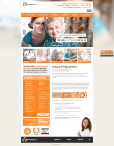 Zuverlässige 24 Std Seniorenbetreuung für Ihre Liebsten
