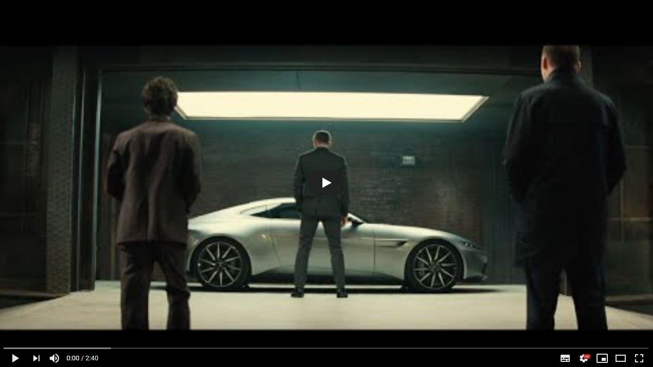 Screenshot Filmszene aus Spectre